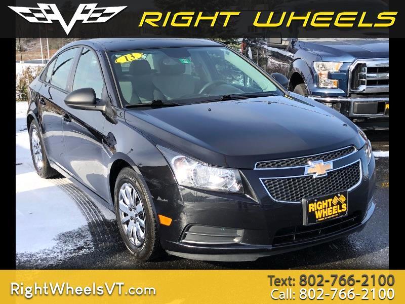 Chevrolet Cruze 1LS 2013
