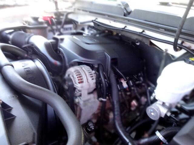 2010 Chevrolet Silverado 2500HD Reg Cab Utility bed