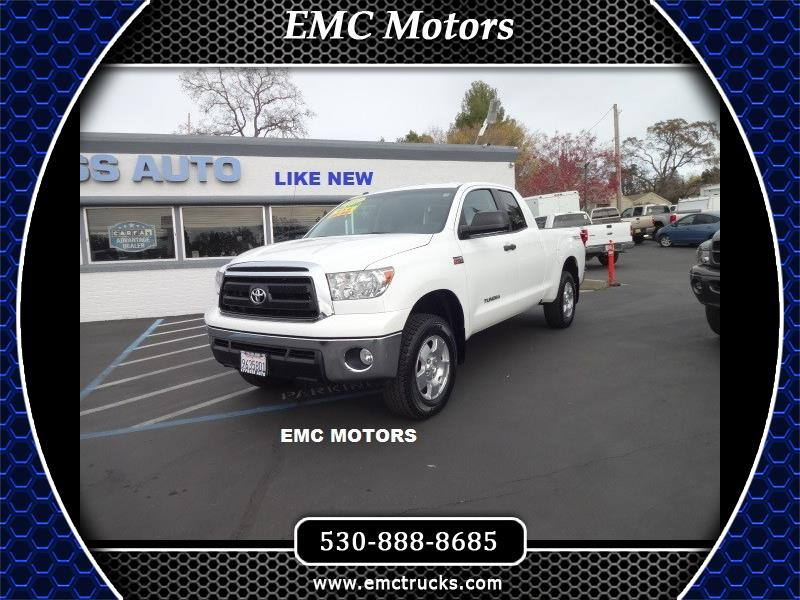 2012 Toyota Tundra 4WD Truck Double Cab 5.7L V8 6-Spd AT (Natl)