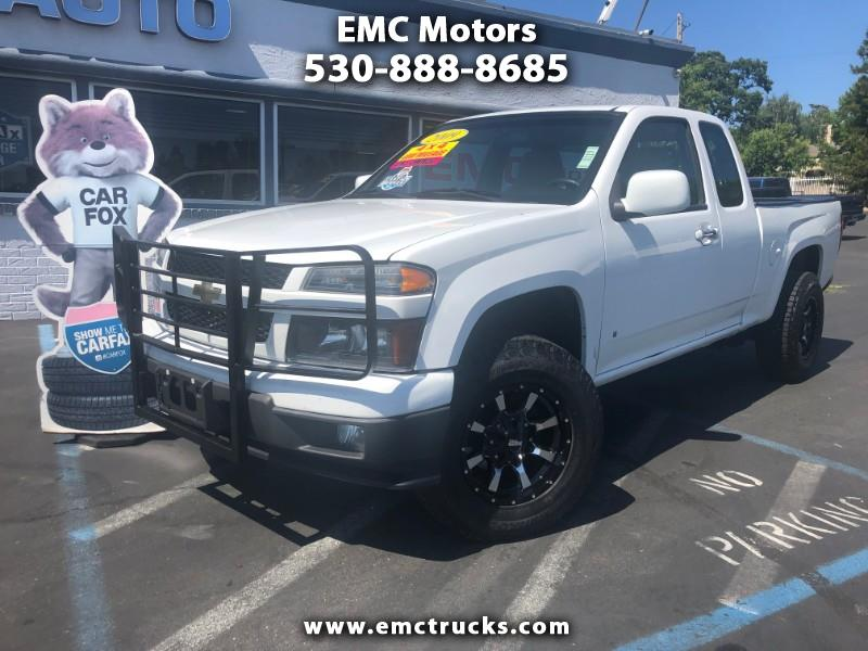 "2009 Chevrolet Colorado 4WD Ext Cab 125.9"" Work Truck"