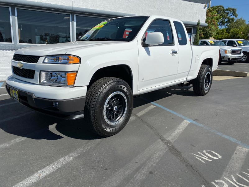 "Chevrolet Colorado 4WD Ext Cab 125.9"" Work Truck 2009"