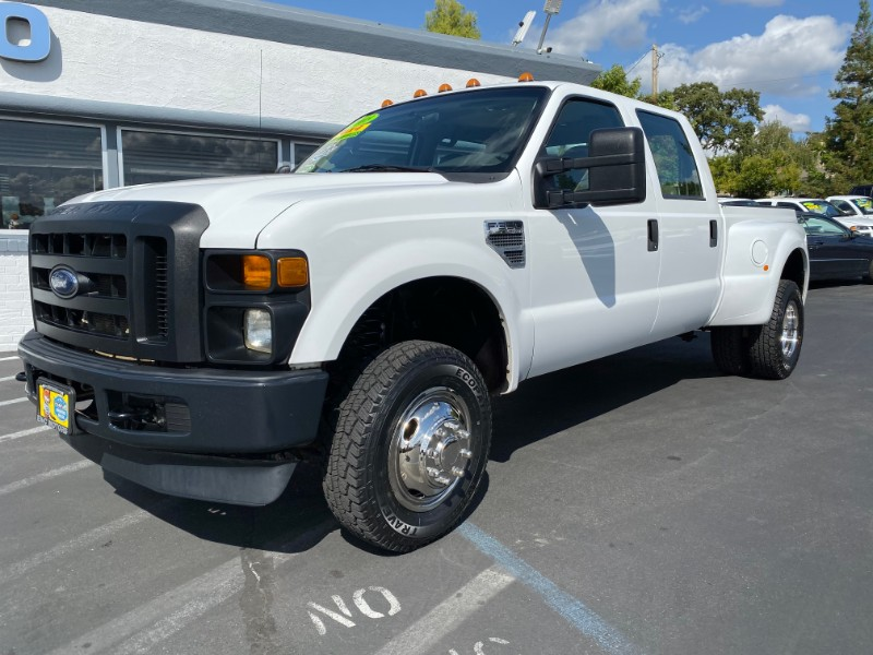 "Ford Super Duty F-350 DRW 4WD Crew Cab 172"" XL 2008"