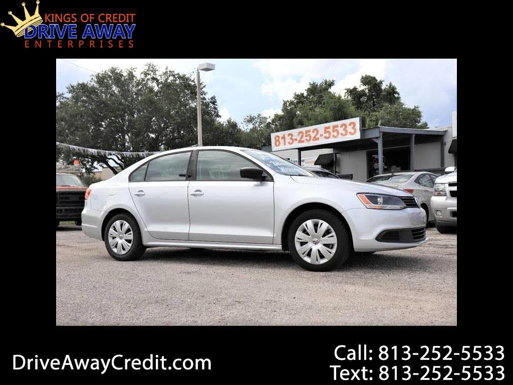 2014 Volkswagen Jetta Value Edition