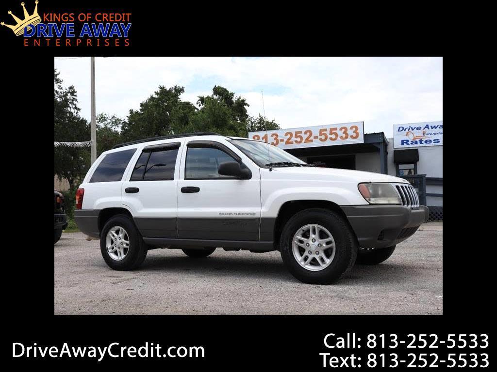 2002 Jeep Cherokee Laredo 4WD