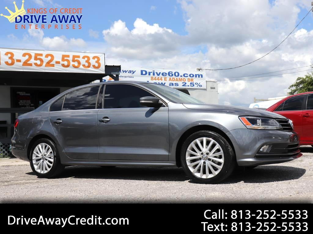2015 Volkswagen Jetta Sedan 4dr Auto 1.8T SE w/Connectivity/Navigation