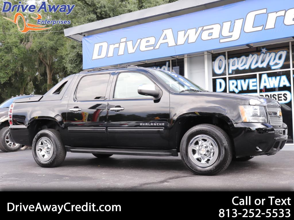 2012 Chevrolet Avalanche 2WD Crew Cab LT