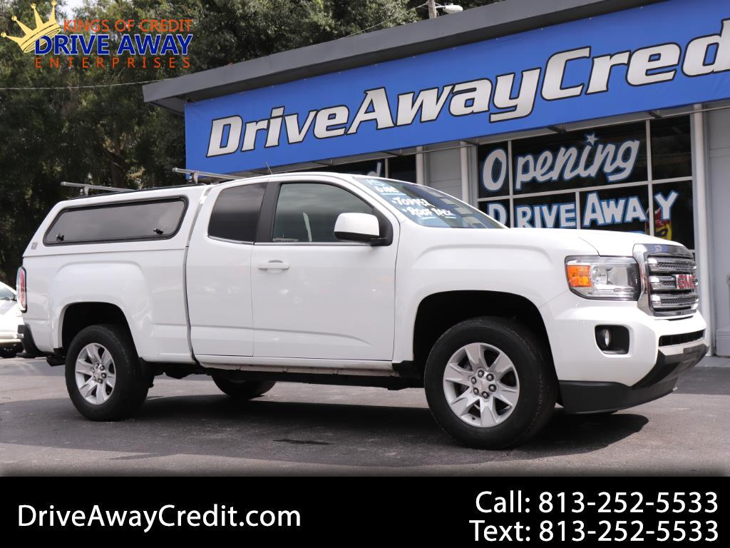 "2015 GMC Canyon 2WD Ext Cab 128.3"" SLE"