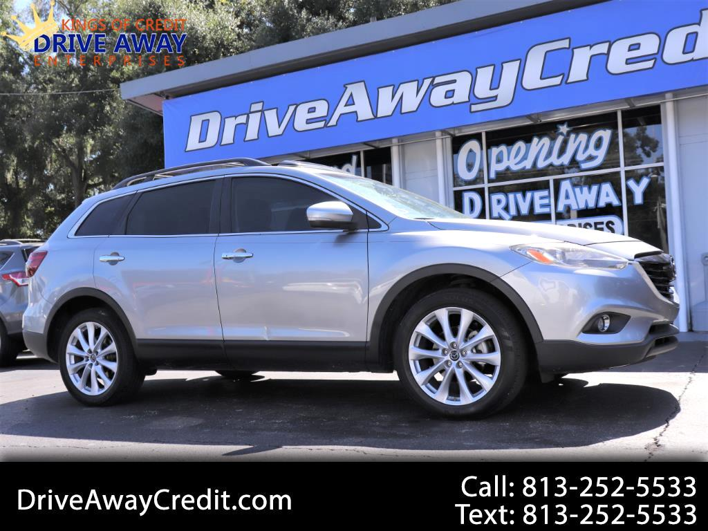 2015 Mazda CX-9 FWD 4dr Grand Touring