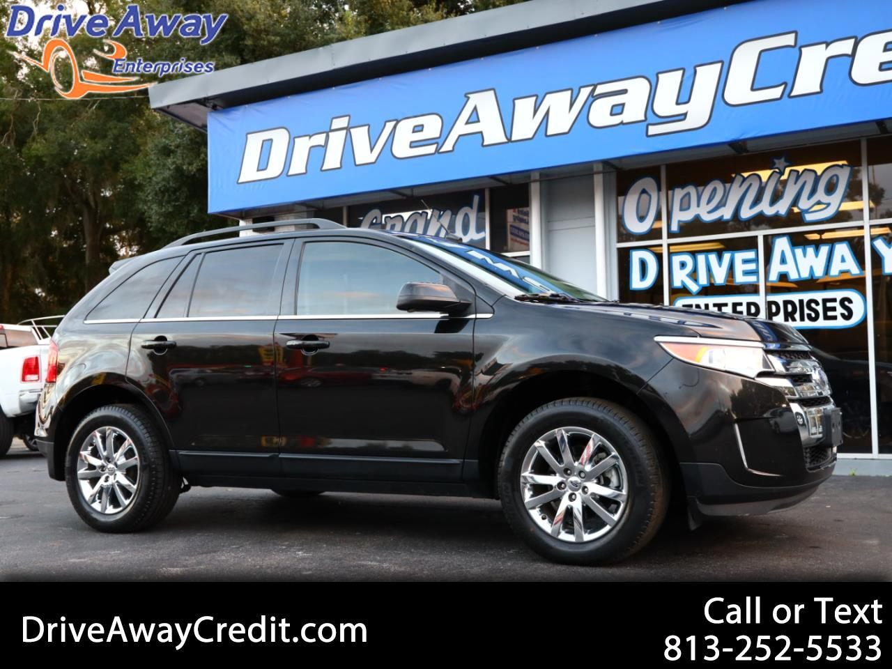 2014 Ford Edge 4dr Limited FWD