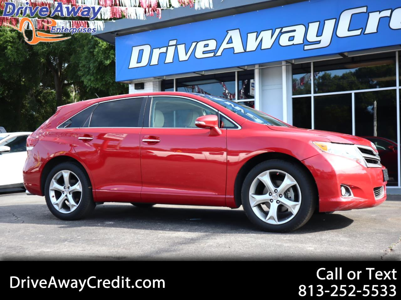 2014 Toyota Venza 4dr Wgn V6 FWD XLE (Natl)