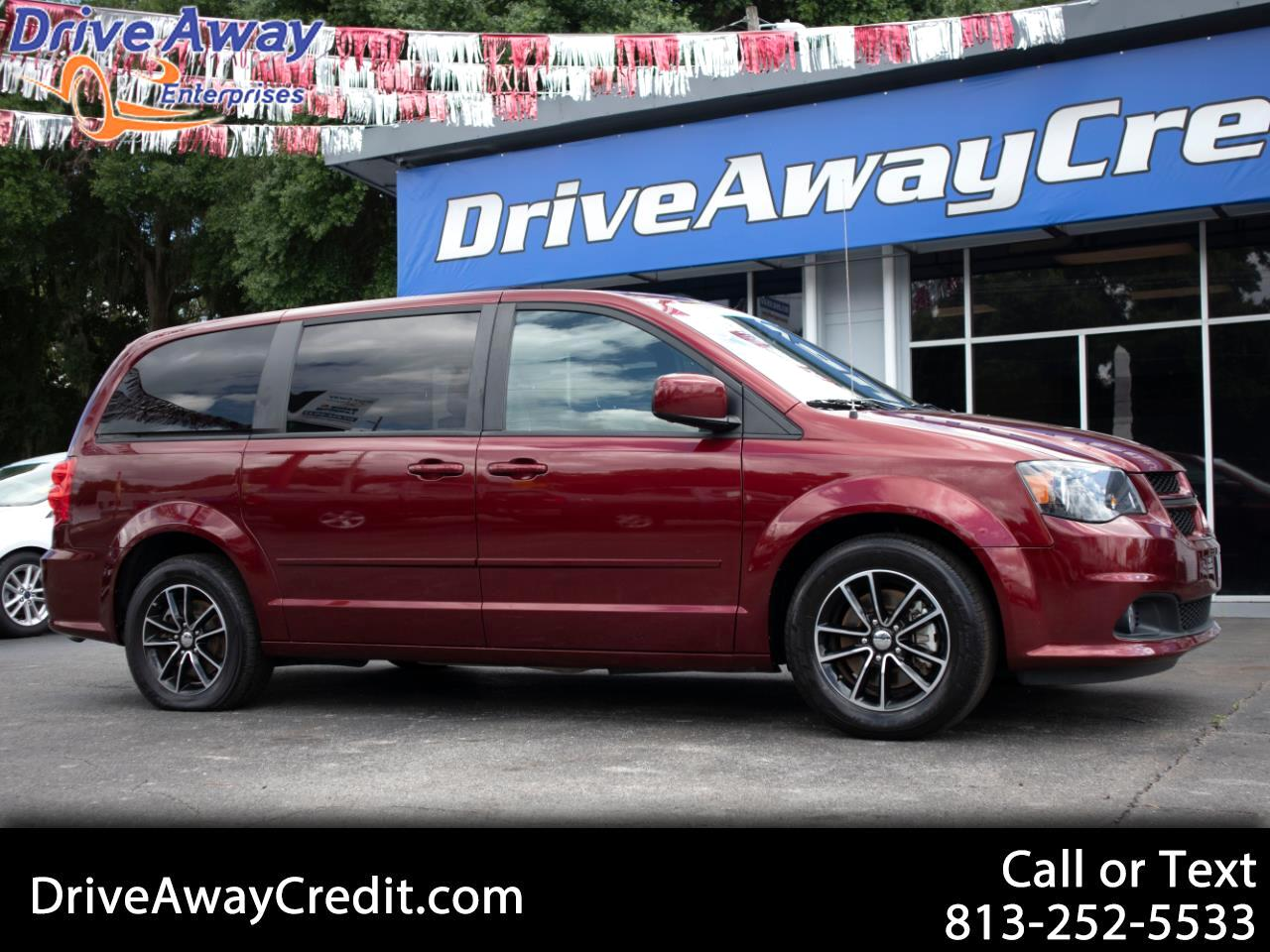 2017 Dodge Grand Caravan GT Wagon Retail *Ltd Avail*