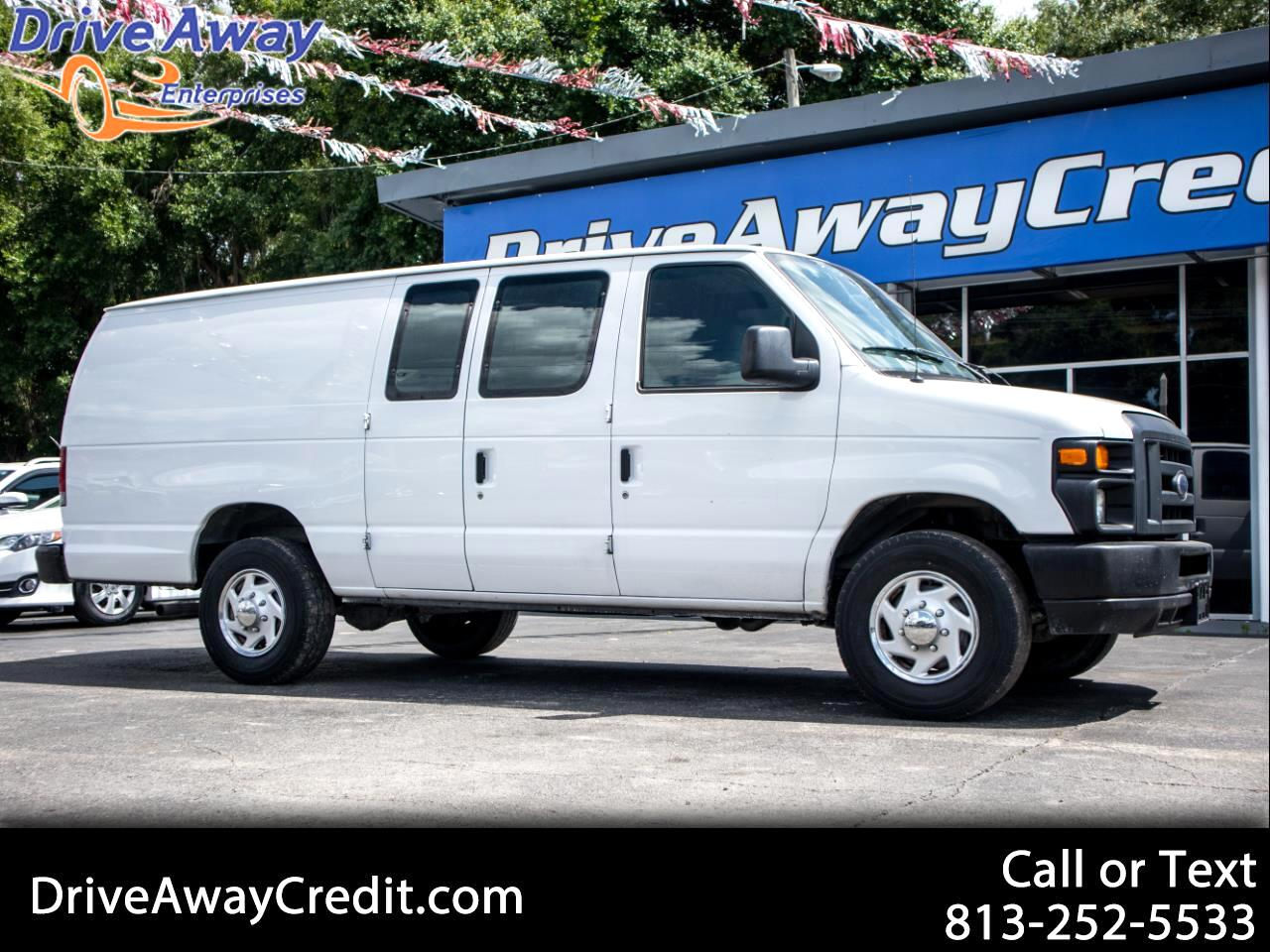 2013 Ford Econoline Cargo Van E-250 Ext Commercial