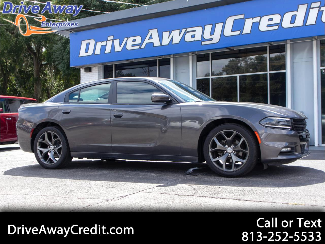 2015 Dodge Charger 4dr Sdn Rallye Plus RWD