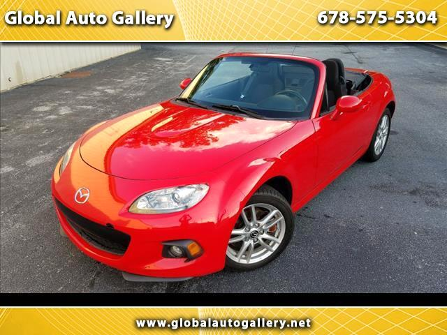 2013 Mazda MX-5 Miata Sport AT