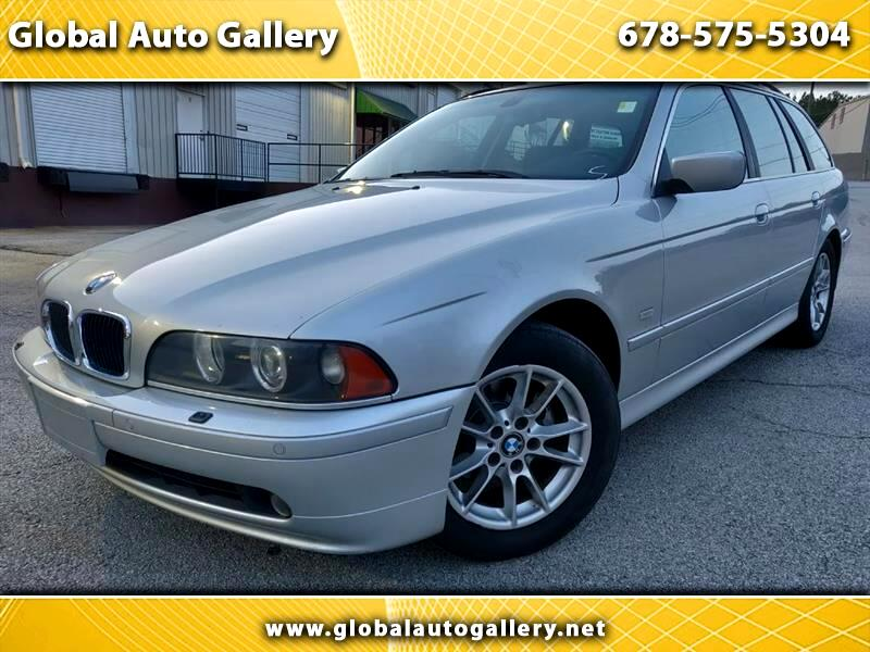 2003 BMW 5-Series Sport Wagon 525i