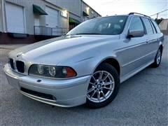 2003 BMW 5-Series Sport Wagon