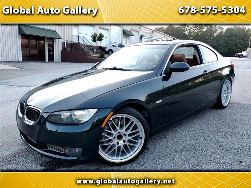 2007 BMW 3-Series 335i Coupe