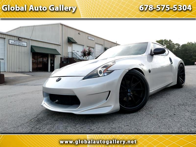 2012 Nissan Z 370Z Coupe Touring 6MT