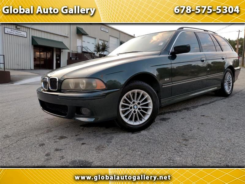 2003 BMW 5-Series Sport Wagon 540i