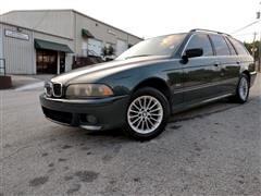 2003 BMW 5-Series Sport Wagon