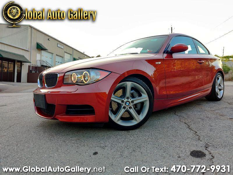 BMW 1-Series 135i Coupe 2008