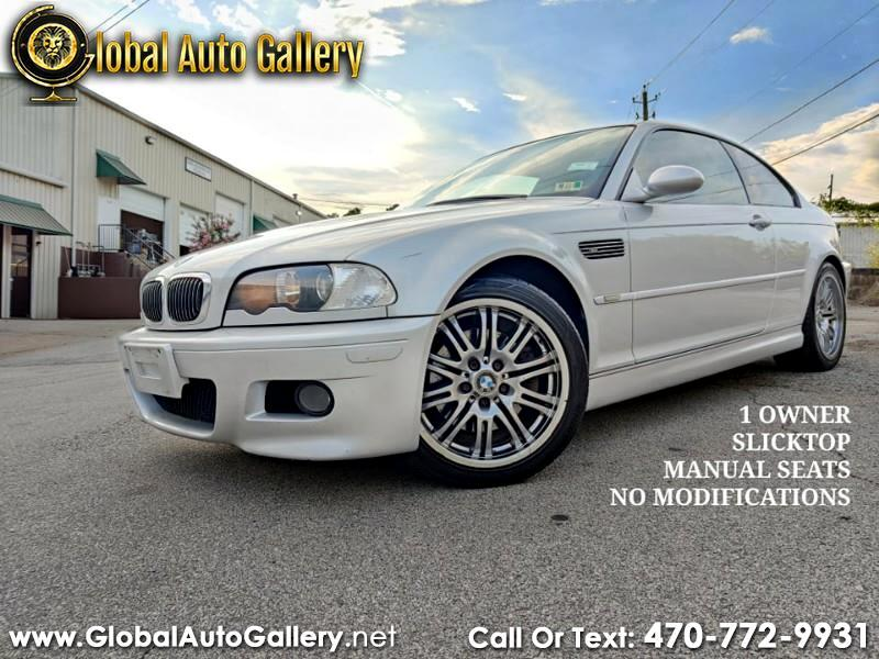 BMW M3 Coupe 2006