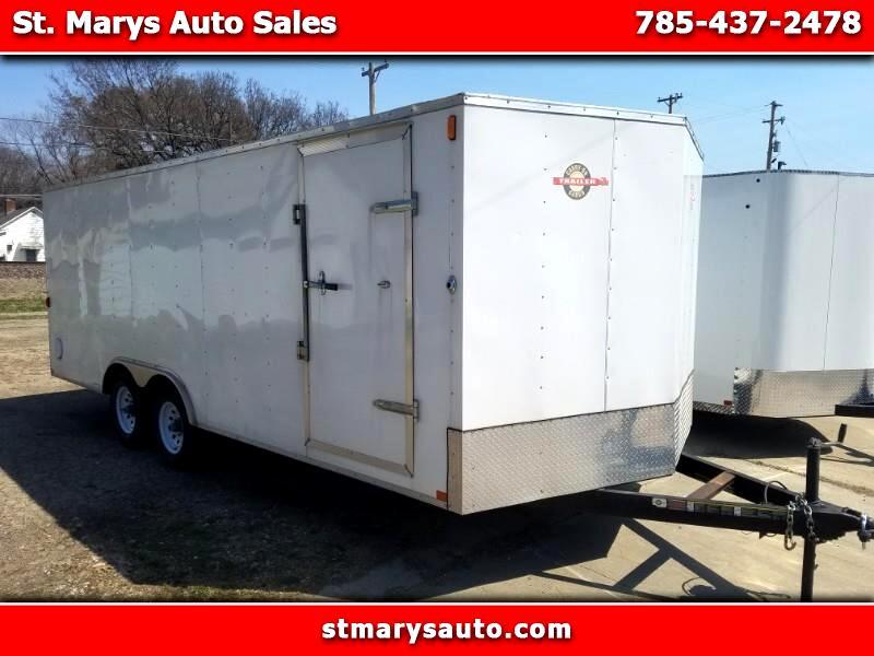 2012 Carry-On Cargo Double Axle 8.5X20