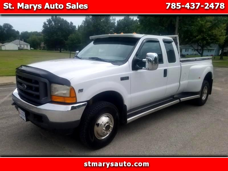 2001 Ford F-350 SD XL SuperCab 4WD DRW