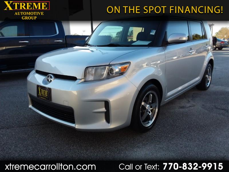 Scion xB 5dr Wgn Auto (Natl) 2012