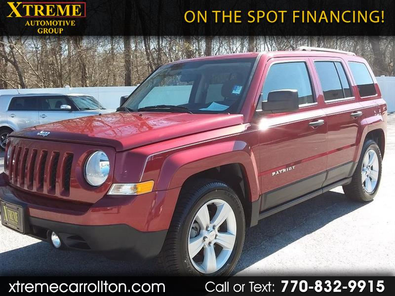 Jeep Patriot FWD 4dr Sport SE 2015