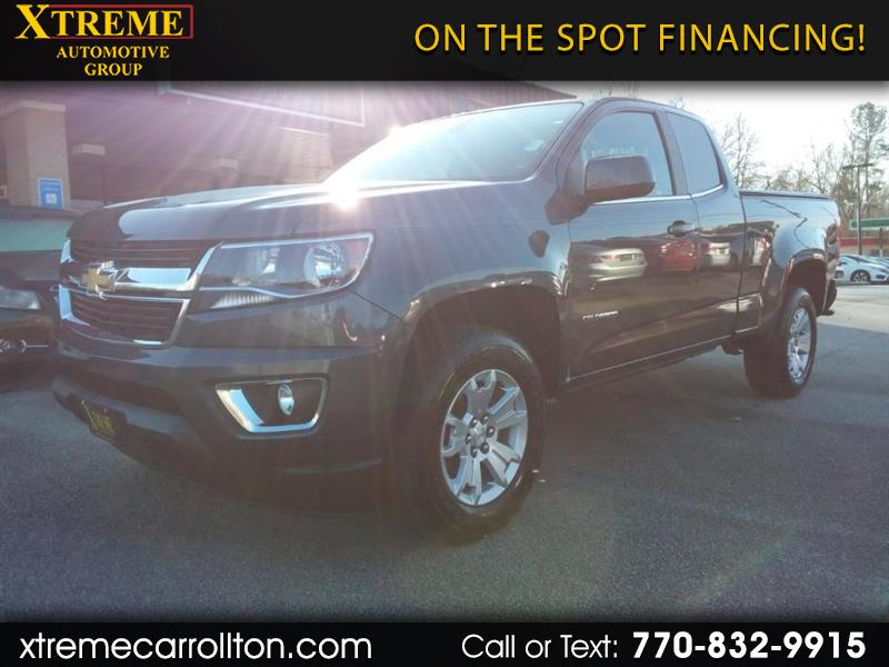 Chevrolet Colorado LT Ext. Cab 2WD 2016