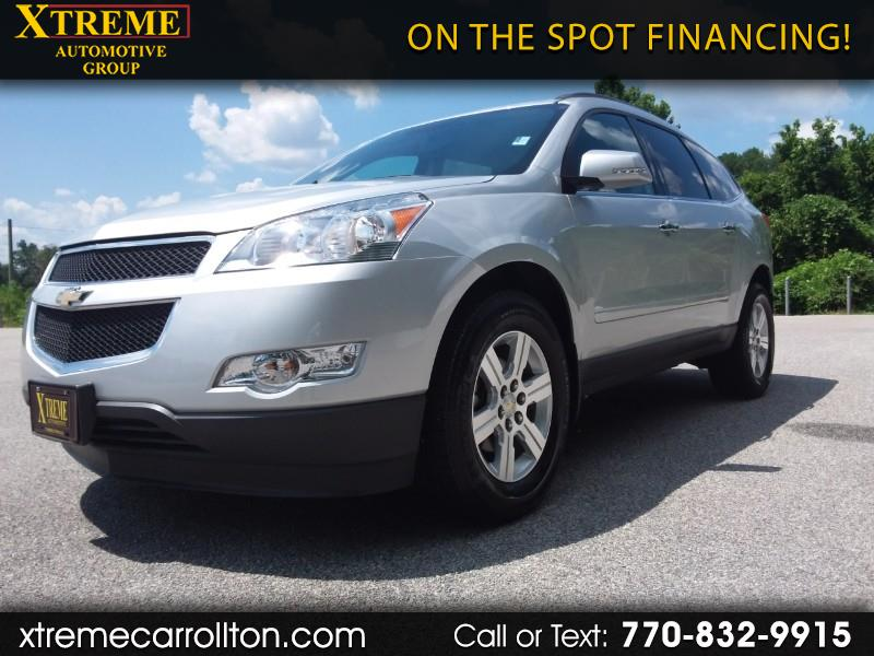 Chevrolet Traverse LT1 FWD 2010