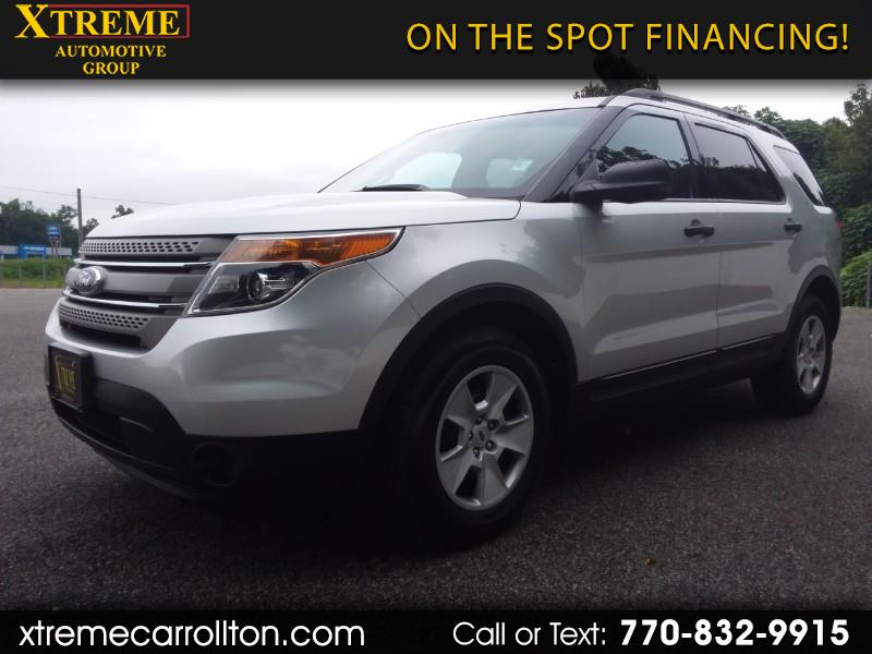 Ford Explorer Base FWD 2013