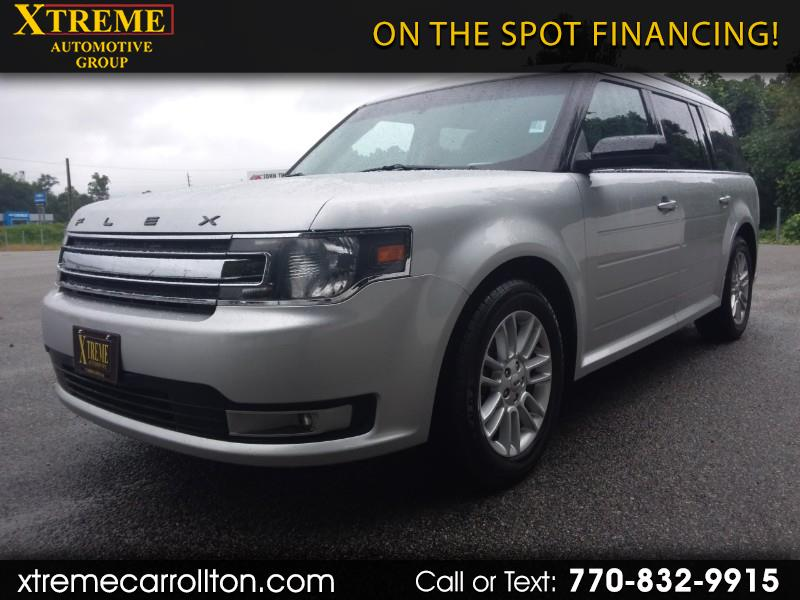 Ford Flex SEL FWD 2014