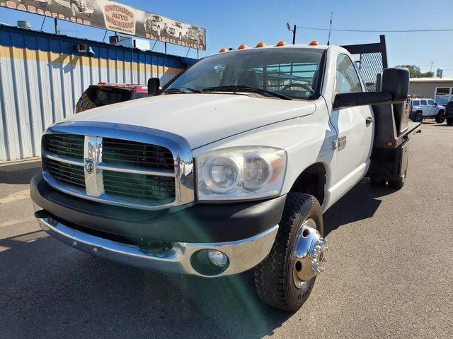 2007 Dodge Ram 3500 Regular Cab 4WD DRW