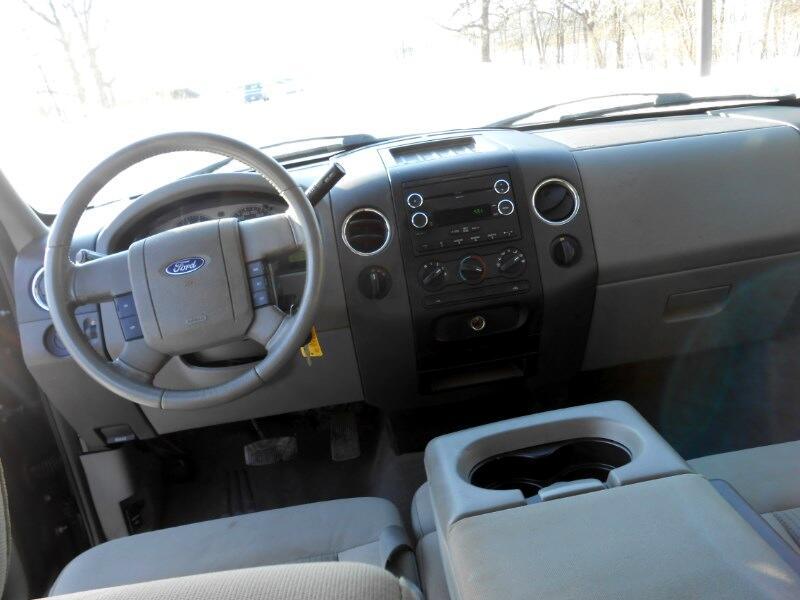 2008 Ford F-150 XL SuperCab 4WD