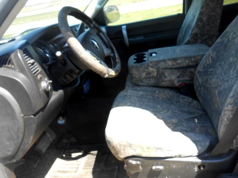 2009 Chevrolet Silverado 1500 4dr Ext Cab 143.5