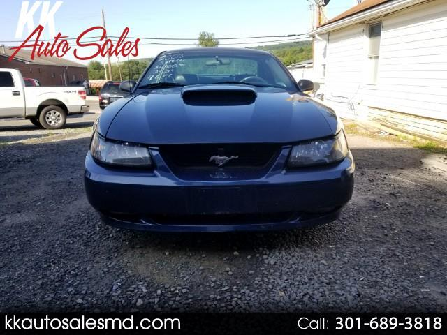 2003 Ford Mustang 2dr Conv Deluxe