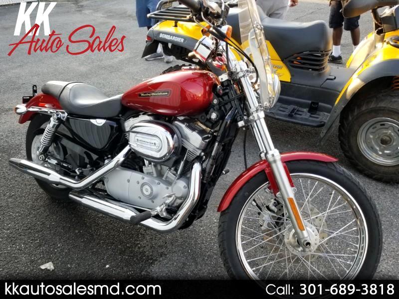 Harley-Davidson XL883C  2008