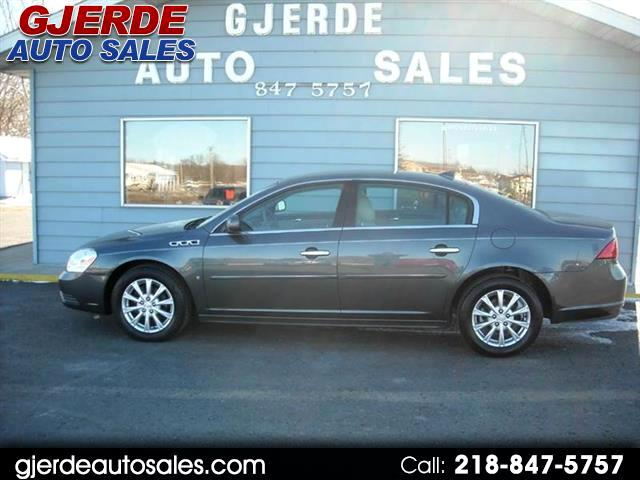 used 2010 buick lucerne cxl for sale in detroit lakes mn 56501 gjerde auto sales. Black Bedroom Furniture Sets. Home Design Ideas