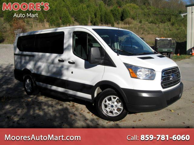 2016 Ford Transit 150 Wagon Low Roof XLT w/Sliding Pass. 130-in. WB