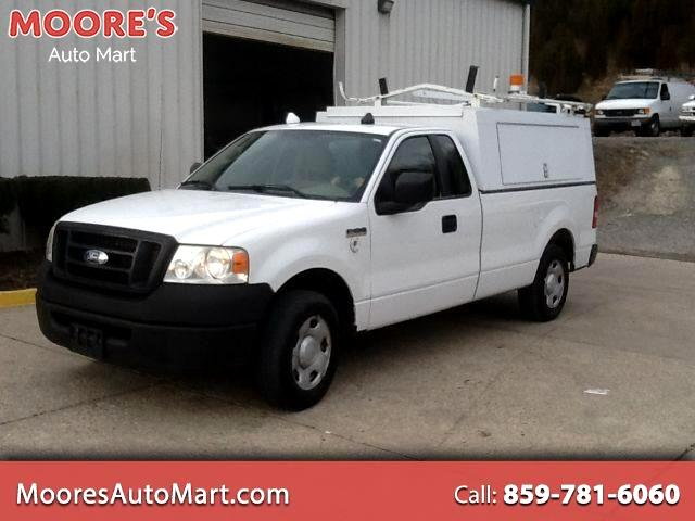 2008 Ford F-150 XL Long Box 2WD