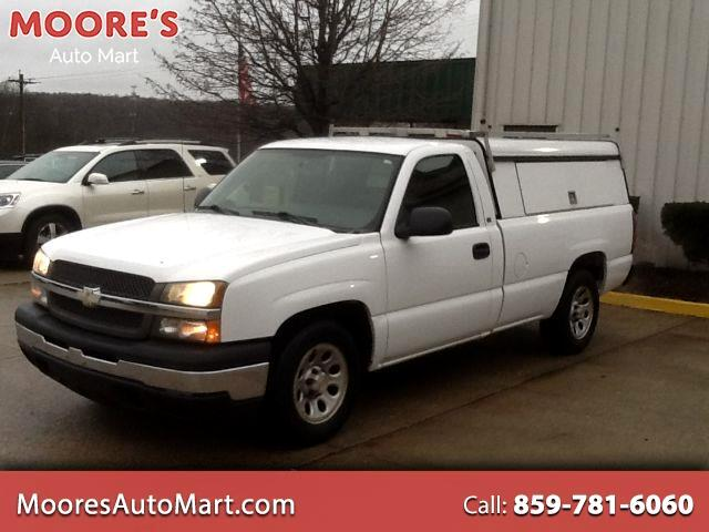 2005 Chevrolet Silverado 1500 LS Long Bed 2WD