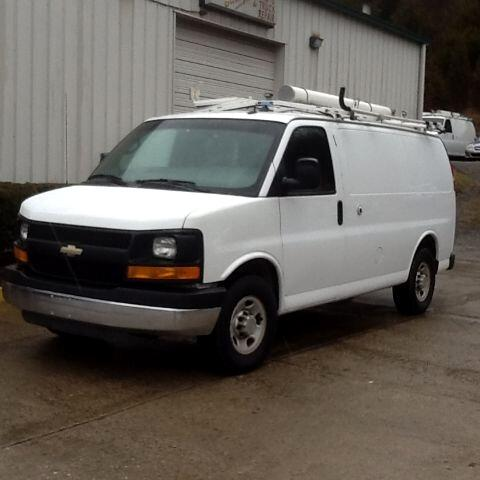 "Chevrolet Express RWD 2500 135"" 2014"