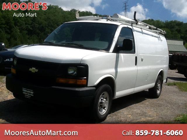"Chevrolet Express RWD 2500 135"" 2013"
