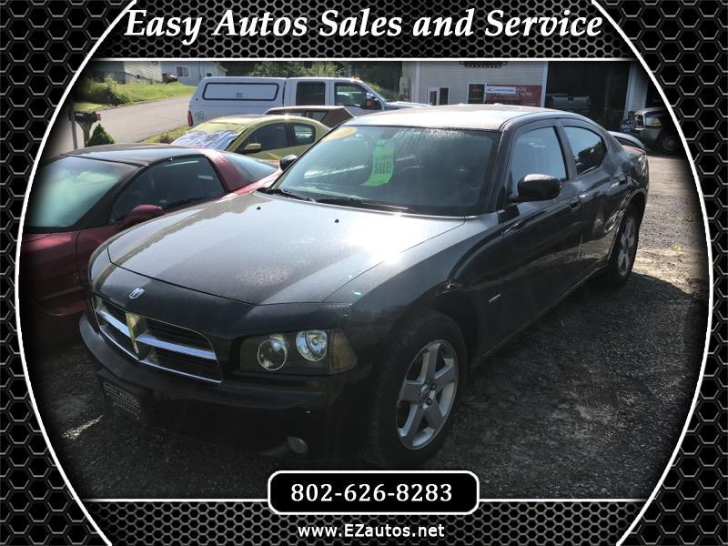 2010 Dodge Charger 4dr Sdn 5-Spd Auto R/T AWD