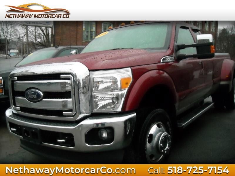 2014 Ford F-350 SD Lariat SuperCab Long Bed DRW 4WD