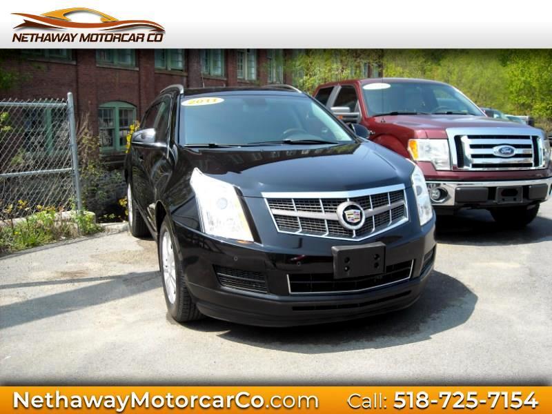 2011 Cadillac SRX Luxury Collection AWD