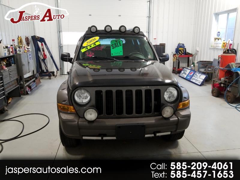 2006 Jeep LIBERTY SP