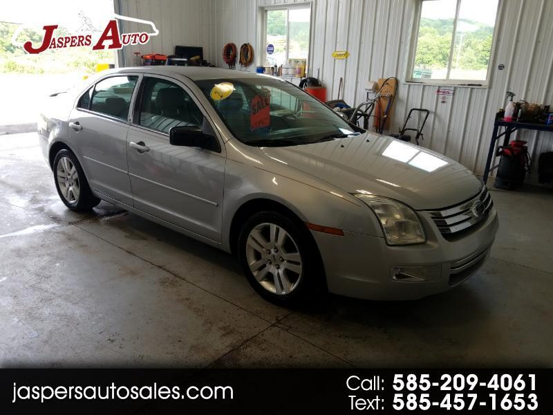 2006 Ford Fusion 4dr Sdn SEL FWD